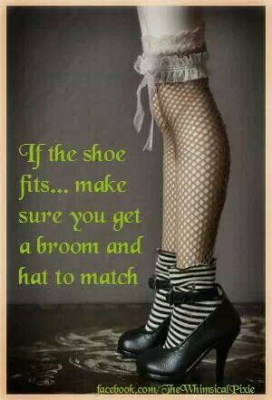 Halloween Quotes Oz The Wizard Of Oz If The Shoe Fitsmake