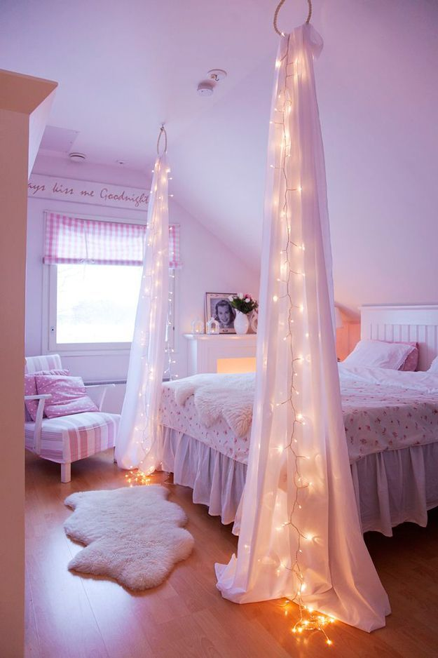 Home Decor Ideas Diy Room Decor With String Lights You Can